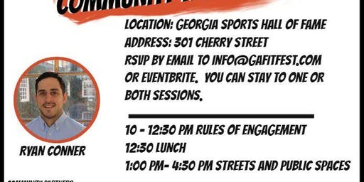 8 80 Cities Workshop- Georgia Wellness and Fitness Festival