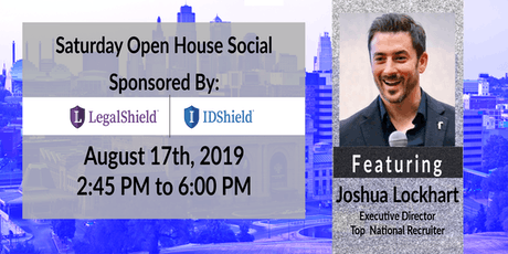 Saturday Open House Social tickets