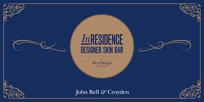 InRESIDENCE DESIGNER SKIN BAR by Skin Design London