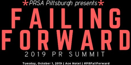 PR Summit — Failing Forward  tickets