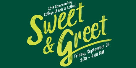 Homecoming Sweet and Greet tickets