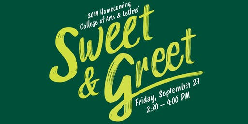 Homecoming Sweet and Greet