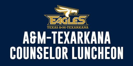 Texas A&M University - Texarkana Counselor Luncheon
