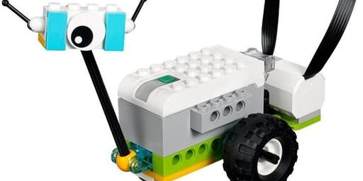 Junior LEGO® Robotics Workshop