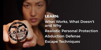 Complimentary Self-Defense Workshop - Session 2