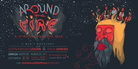 Workshop: Around the Fire. A Spiritual Path for Men. tickets