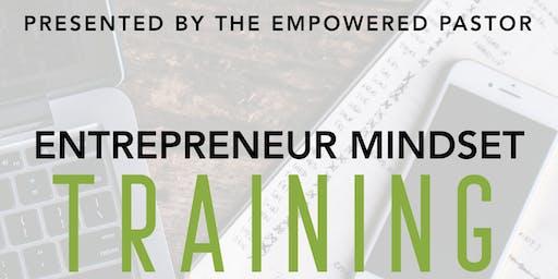 Entrepreneur Mindset Training