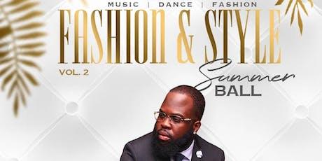 Fashion & Style summer ball tickets