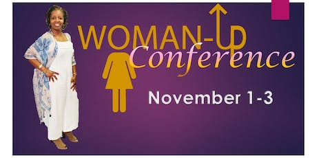 Woman Up Conference tickets