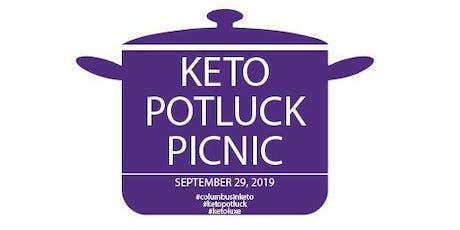 Columbus In Keto Potluck Picnic tickets
