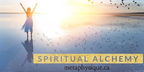 Spiritual Alchemy Class tickets