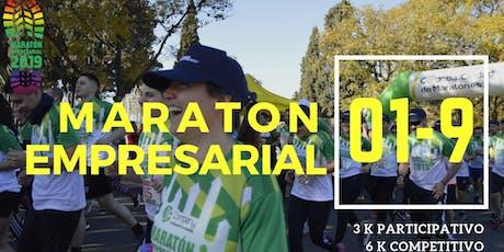 Maratón Empresarial y Solidaria 2019 entradas