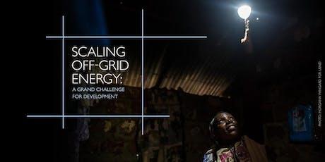 Solar E-Waste Management: Best Practices for the Off-Grid Sector billets