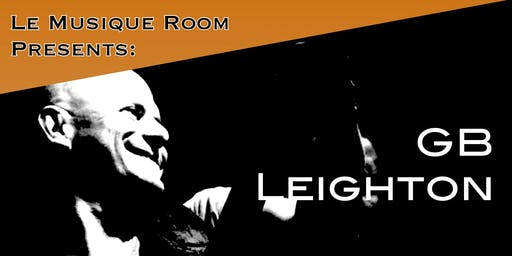 GB Leighton Solo Acoustic Show