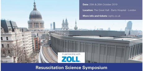 Resuscitation Science Symposium tickets