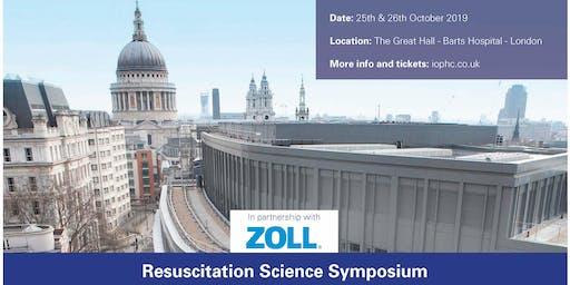 Resuscitation Science Symposium
