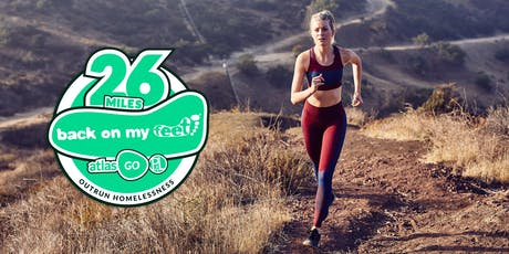 Virtual Race for a Cause: Back on My Feet & P4L tickets