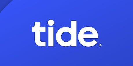 Gravitas | Tide Platform | iOS Meet-up tickets