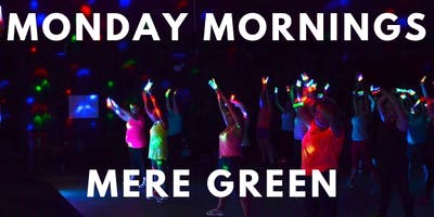 GLOW - MERE GREEN - MONDAY MORNINGS - 9:30-10:30am - SUTTON COLDFIELD