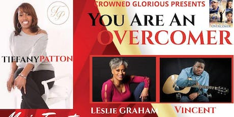 You are an OVERCOMER!! tickets