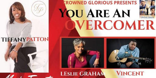 You are an OVERCOMER!!