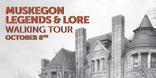 Legends and Lore Downtown Walking Tour