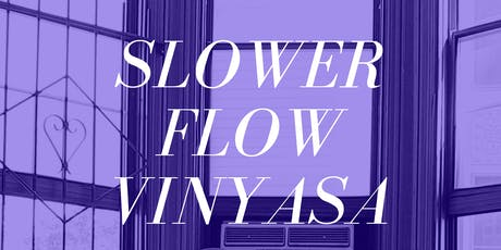 Friday Evening Slower Flow Vinyasa with Malaika tickets