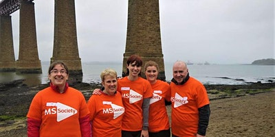 Forth Rail Bridge Abseil | MS Society Scotland