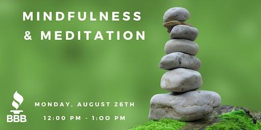 Mindfullness & Meditation