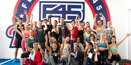 F45 Bootcamp at Eastside Heights