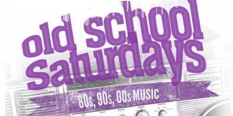 Old School Saturday's At Glow Bar Bar tickets