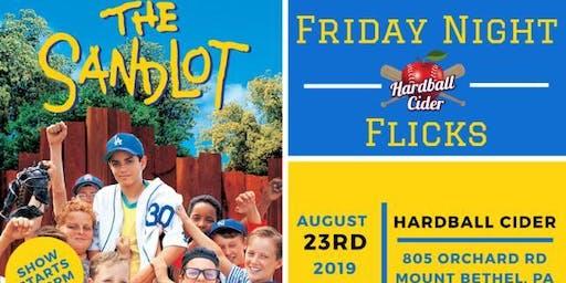 The Sandlot - Friday Night Flicks @ Hardball Cider