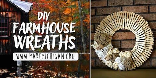 Farmhouse Wreaths - Richland