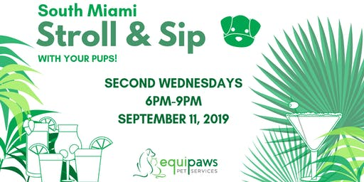 South Miami Stroll & Sip