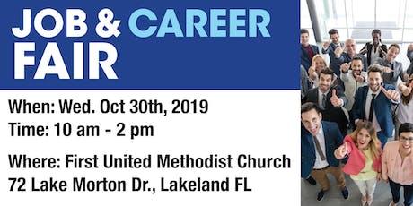 Polk County & Central Florida Job Fair  tickets