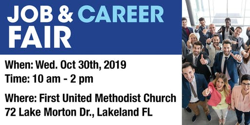 Polk County & Central Florida Job Fair