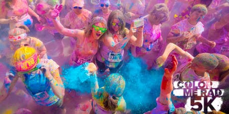 Charity of Choice is Alzheimers Association for Color Me Rad