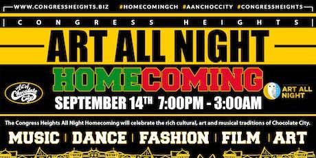 ART ALL NIGHT -Congress Heights tickets