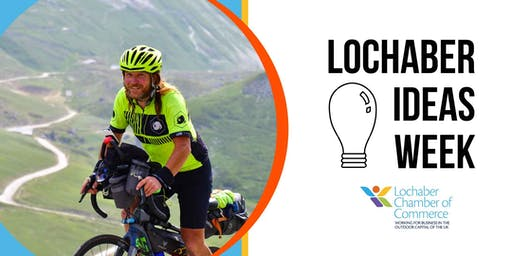 Lochaber Ideas Week 2019  - Saddle-Sore & Solo!