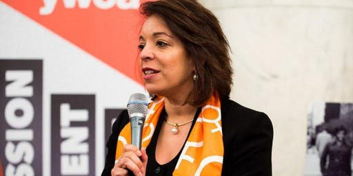 Hispanic Heritage Month Keynote with Alejandra Castillo ('98) Pres/CEO YWCA