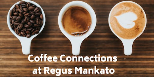 November Coffee Connections at Regus