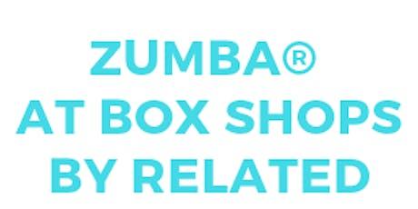 Zumba® with GiGi! tickets