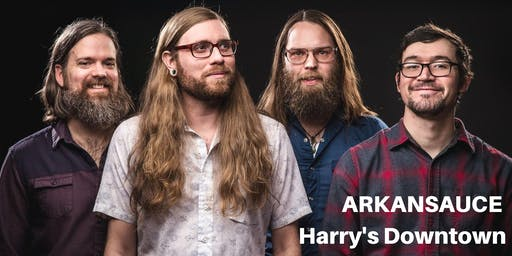 Arkansauce LIVE at Harry's