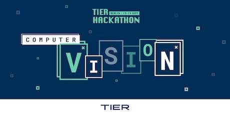 TIER Hackathon Computer Vision tickets