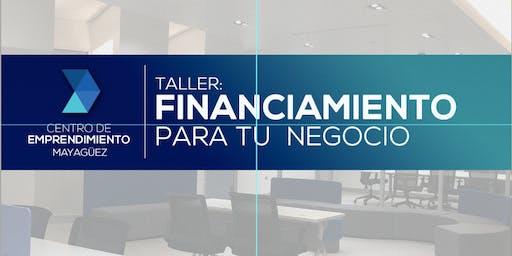 Financiamiento para tu Negocio