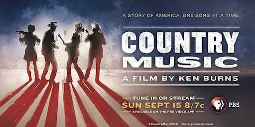 Ken Burns Country Western Screening