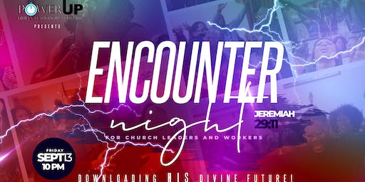 Encounter Nights: Downloading His Divine Future