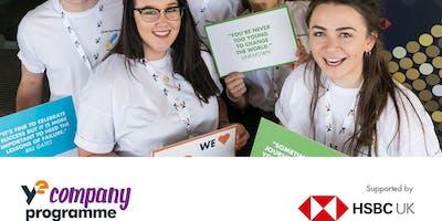 Lanarkship Company Programme Centre Lead/Business Adviser Launch