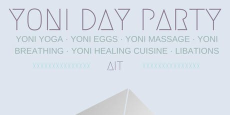Yoni Day Party (Women Only) tickets