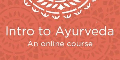 Intro to Ayurveda tickets